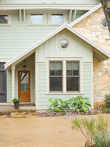Why It Pays To Go Green Hill Country Style Homes Pinterest Exterior House Colors And Home