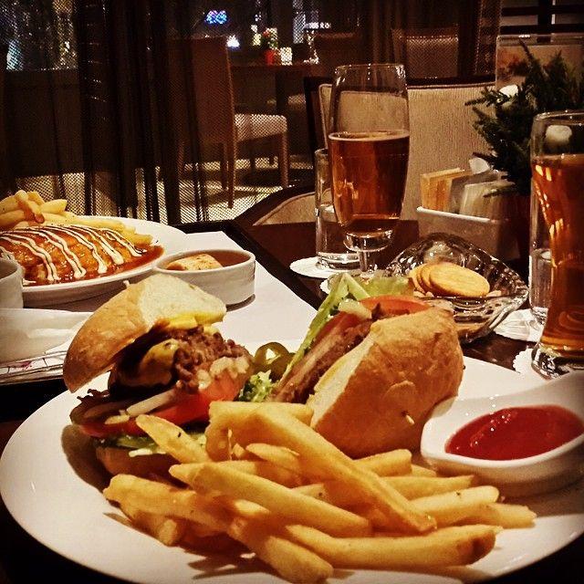 #ibis #이비스강남 #lebar #이비스르바 #londonpride 맥주는 #런던프라이드 #먹스타그램 #푸드스타그램 #food #supper #bigdinner #love