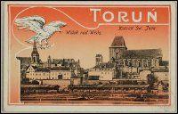 Toruń - widok od strony Wisły