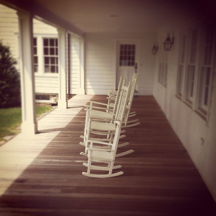 old fashioned porch in connecticut home pinterest