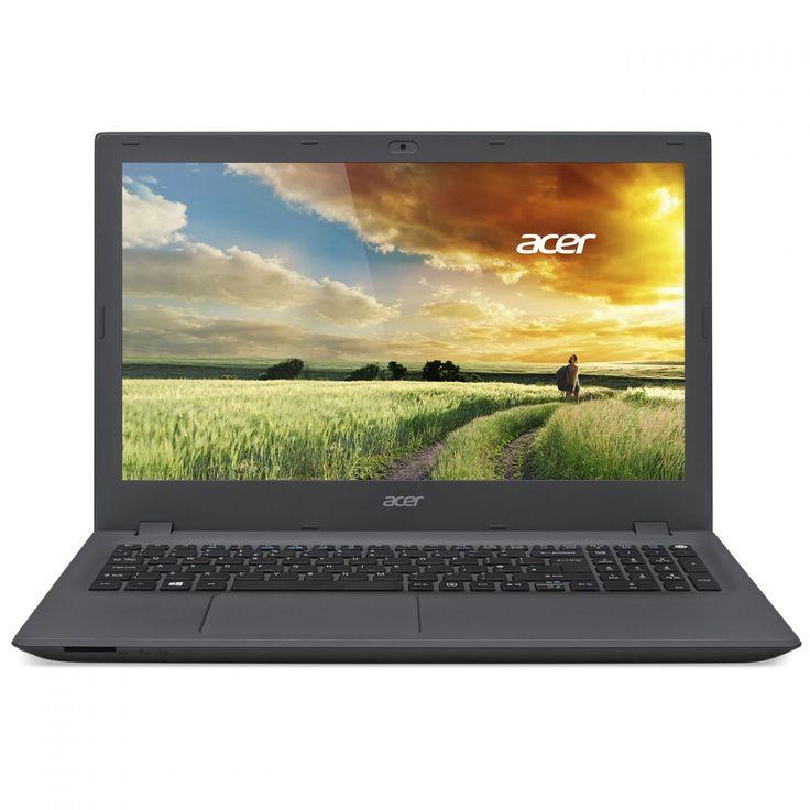 "Laptop Acer Aspire E5-573-P063 cu procesor Intel® Pentium® 3556U 1.7Ghz, 15.6"", 4GB, 500GB, DVD-RW, Intel HD Graphics, Free DOS, Charcoal Gray - eMAG.ro"
