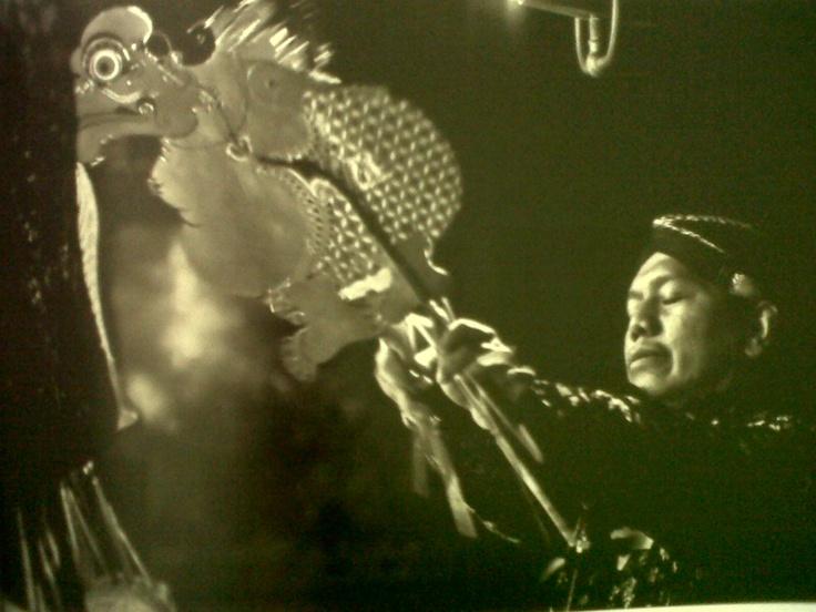 Indonesia Wayang by Henry Widjaja
