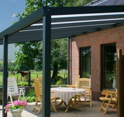 die 25+ besten sonnenschirm terrasse ideen auf pinterest ... - Garten Terrasse Uberdachen
