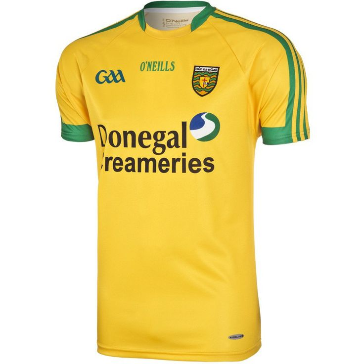 New for 2014 | Donegal GAA Home Jersey