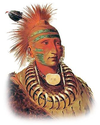 Famous Cherokee Warriors | Native American Tribes Mohawk Indians