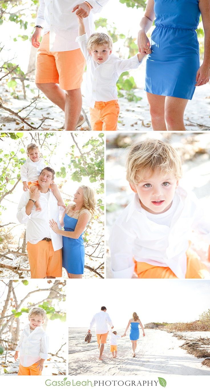 WHAT TO WEAR: AMAZING COLOR COMBO!!!! Toddler beach shoot