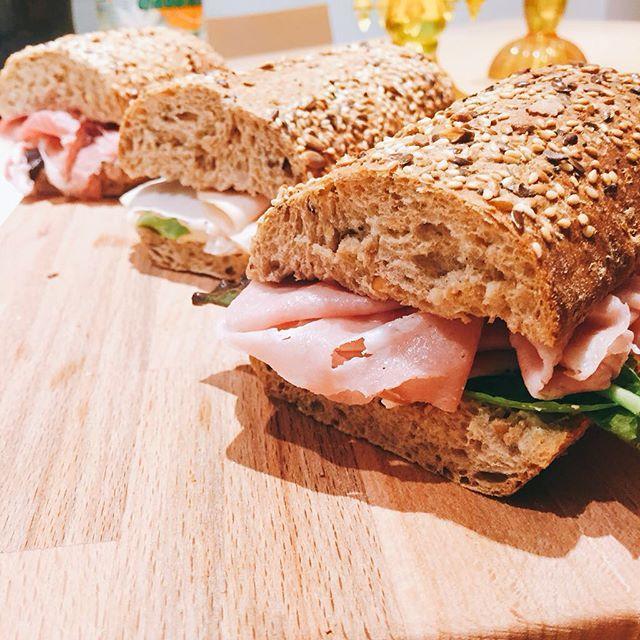 Homemade gourmet sandwiches made by my boyfriend! #homemadefood #foodporn #delicious #instadaily #prosciutto #ham  #turkey #salad #robiola #mortadella #bologna #sandwich #gourmet (scheduled via http://www.tailwindapp.com?utm_source=pinterest&utm_medium=twpin)