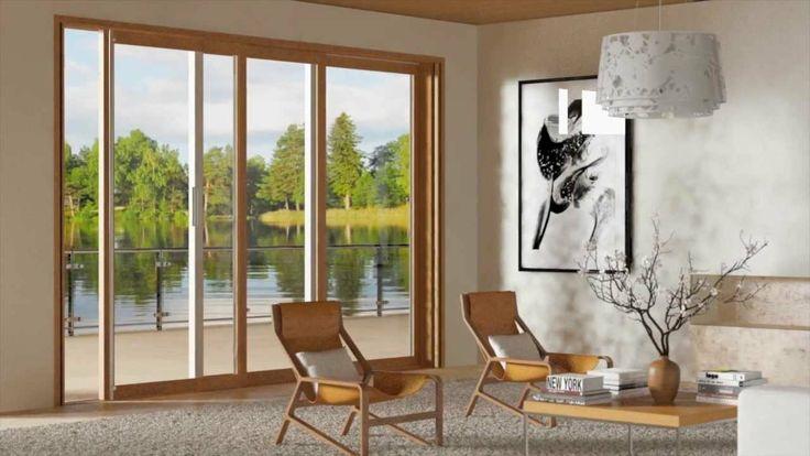 Centor Integrated Doors - a world first. US Launch Video. visit  & 21 best Centor Integrated Doors images on Pinterest | Folding doors ...