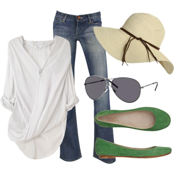 BBQ Outfit, created by #miss-t-howse on #polyvore. #fashion #style Helmut Lang Wet Seal