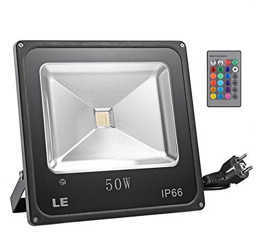 Les 17 meilleures id es de la cat gorie projecteur led - Projecteur led couleur exterieur ...