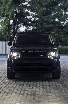 range rover dreaming