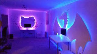 Led Light Dekho: 5 Home Decor Tips With LED Strips and Smart Lights...