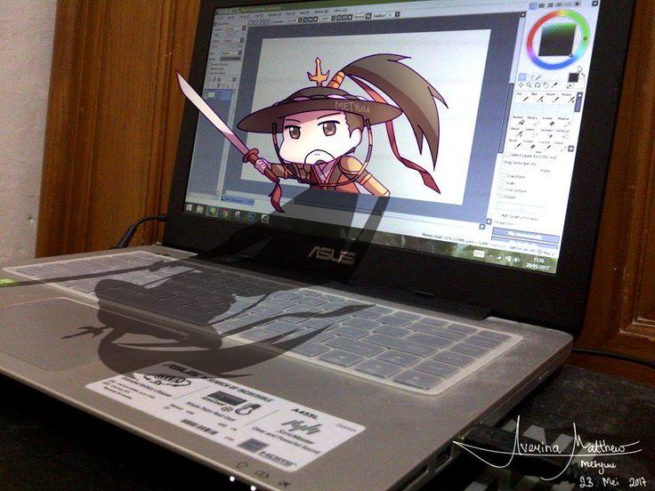 Chibi Yi Sun-Shin coming out from PC XD