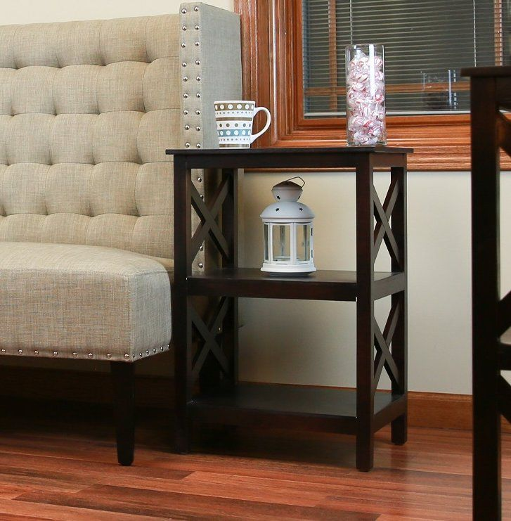 Minnick End Table With Storage End Tables With Storage End Tables Simple Couch