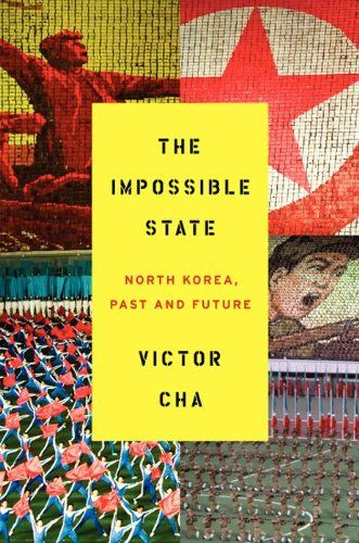 The Impossible State: North Korea, Past and Future  by Victor Cha ($11.99) http://www.amazon.com/exec/obidos/ASIN/B006QBDKQS/hpb2-20/ASIN/B006QBDKQS I would highly recommend the book to anyone new or old to North Korea. - Time required to finish the book: 25 hours or 6 reading sessions. - Mr. Cha's deep insights clearly explain why the North Korean and Chinese regimes act - or fail to act - the way they do.