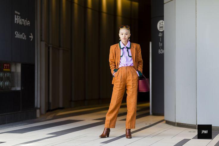 J'ai Perdu Ma Veste / Chiaki Hatakeyama – Tokyo #Fashion, #FashionBlog, #FashionBlogger, #Ootd, #OutfitOfTheDay, #StreetStyle, #Style