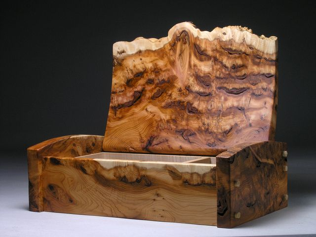 136 best boxes images on Pinterest Woodworking plans Wooden boxes