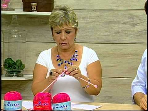 Programa Arte Brasil - 29/01/14 - Vitória Quintal - Tricô - YouTube