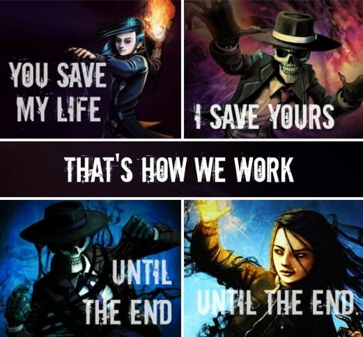 skulduggery pleasant and valkyrie cain relationship