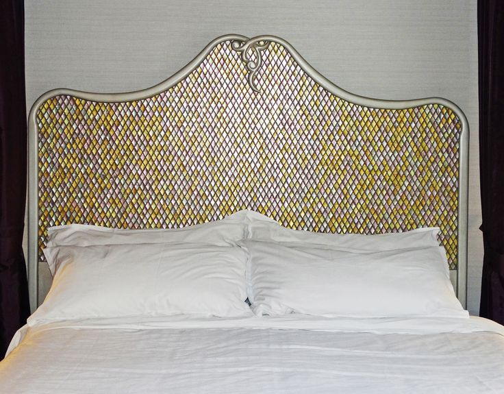 Headboard install at the Grand Sheraton Hotel in Anaheim, CA