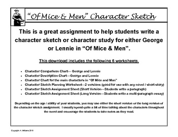 17 Best images about Home School - Of Mice and Men on Pinterest ...
