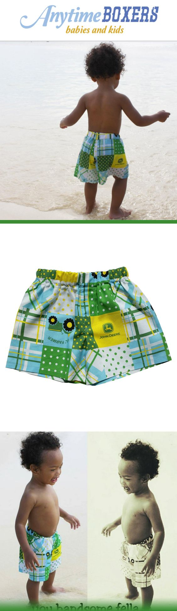 Boys Clothes, Boys Fashion, Kids boxers, Boxers Hombre, Children Underwear Boxer Boys Briefs; Panties Baby, Toddlers and Boys boxer/shorts are basically the cutest thing ever. He'll look like Daddy's mini-me in this precious pair! Our boxers fit sizes: Infants 6 - 24 mos; Toddlers 3t-4t; Boys 3-6;  AVAILABLE NOW! From $12.99