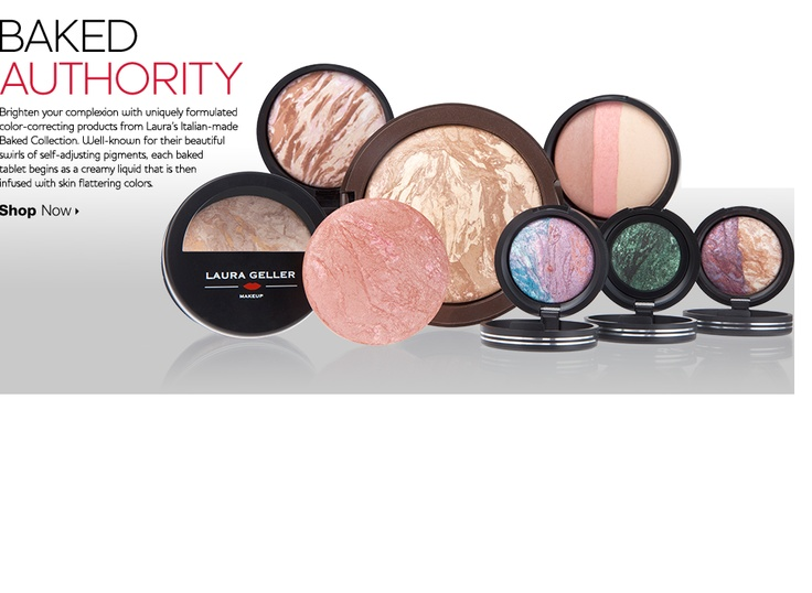 Laura Geller Makeup Official Site