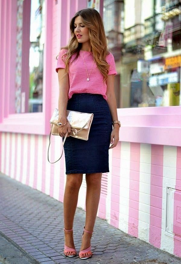Trendy Business Casual Work Outfits For Woman 16