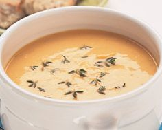 Sweet Potato & Pear Soup