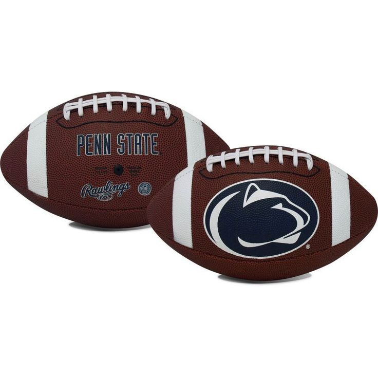 Rawlings Penn State Nittany Game Time Full-Sized Football, Team