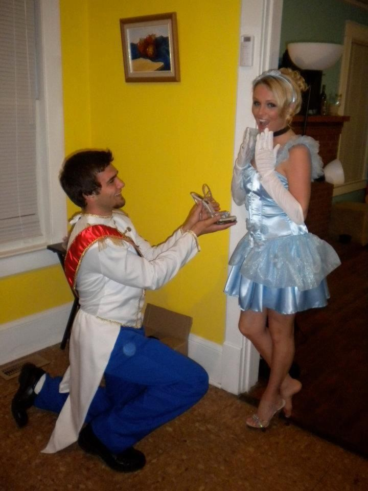 Couples Costume Cinderella And Prince Charming My Life  sc 1 st  Meningrey & Cinderella And Prince Charming Halloween Costumes - Meningrey