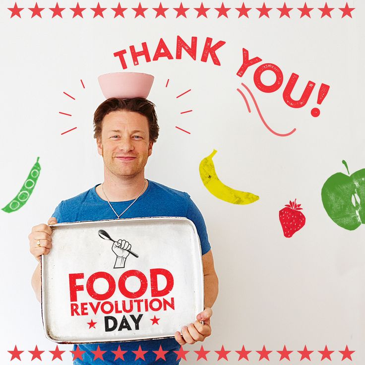 jamie thank you and thank you jamie food revolution day events recapped