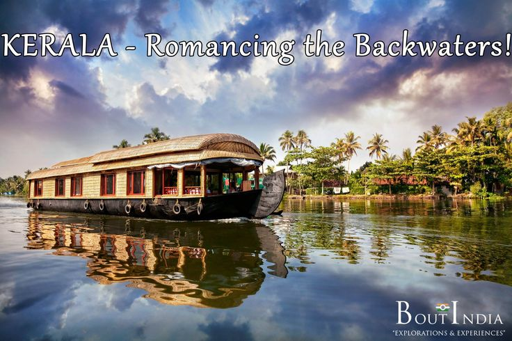 Far from the hectic and frenzied atmosphere which is evident in the rest of India, backwaters in Kerala offers unhurried and laid back travel experience along the lush paddy field strewn and coconut grove shaded Malabar Coast. It's an ideal place for romance and ecotourism.   #Kerala, #Backwater, #Honeymoon, #Lakes, #Tours, #India