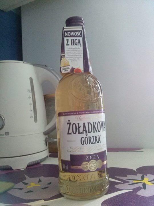 Nagroda za kampanię Żołądkowa Gorzka już u mnie. Idealnie na weekend aby delektować się jej smakiem #zoladkowazfiga #nowazoladkowazfiga #zoladkowagorzka https://www.facebook.com/photo.php?fbid=1579477642321171&set=o.145945315936&type=1