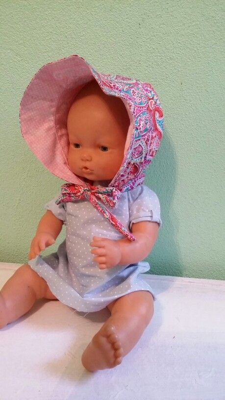 www.facebook.com/EraUmaVezUmaErvilha Touquinha Bonnet