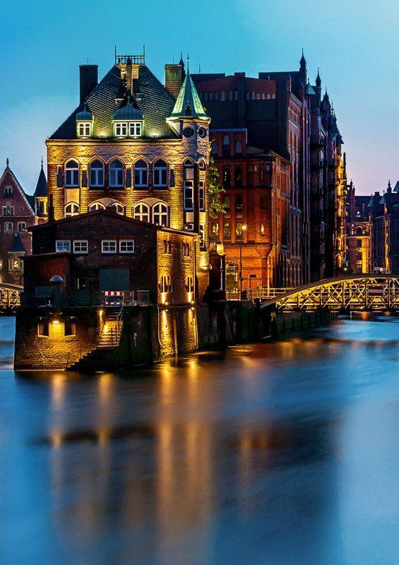 Hamburg, Germany - oooh, how did I miss this location? Must go back! #Hamburg