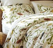I think this is my favorite duvet, but it would be a mess in a minute with my dogs