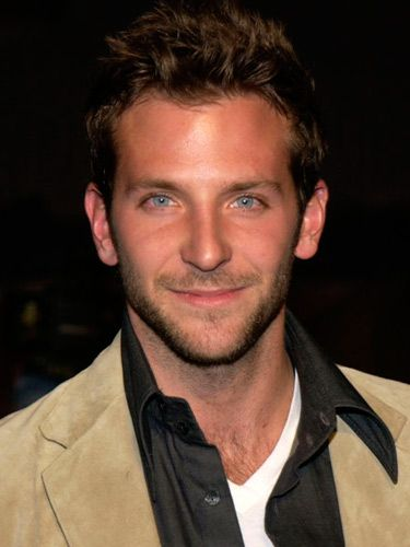 bradley cooper~ I found your husband on pinterest. Katie!!
