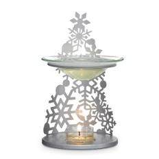 Snowflake fragrance warmer... On sale now, only $10!!