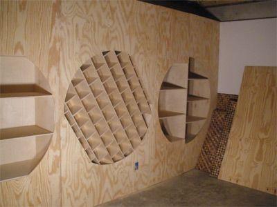 LIKE!: Bookshelf Design, Schmi Houses