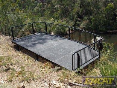 Viewing Platforms   ENCAT Metal & Civil