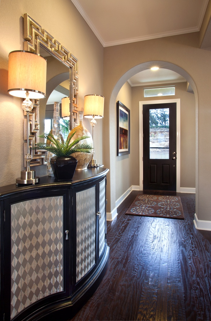 Beautiful Mansion Foyers : Kensington entry plan pinterest home
