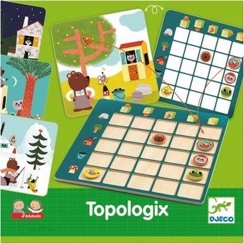 #Djeco educatief spel Topologix 4j from www.kidsdinge.com     http://instagram.com/kidsdinge    https://www.facebook.com/kidsdingecom-Origineel-speelgoed-hebbedingen-voor-hippe-kids-160122710686387/  #toys #Speelgoed #Kidsroom #Kidsdinge
