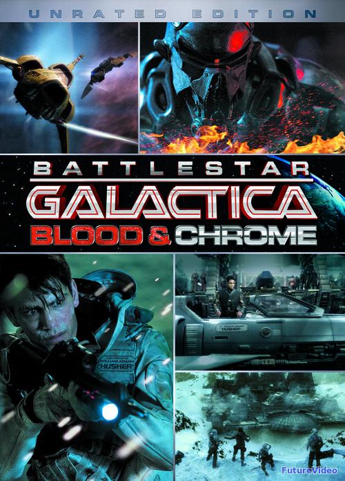 Звездный Крейсер Галактика: Кровь и Хром (2012) - смотреть онлайн в HD бесплатно - FutureVideo