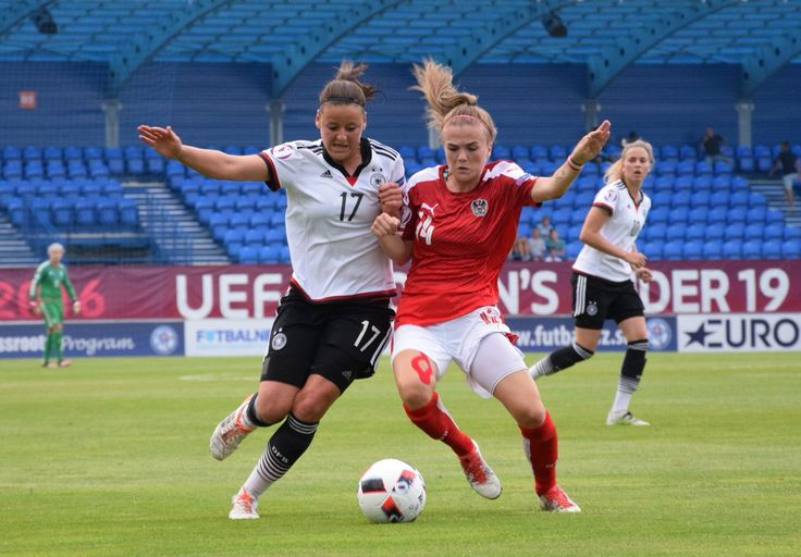 """Group B: Germany bow out with win as Austria make history ⬇️  Details: https://t.co/XbKOC3NJHT #WU19EURO"""