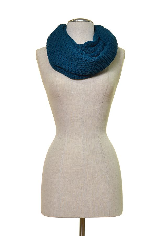 Harry and Zoe - Knitted Infinity Scarf, $20.00 (http://www.harryandzoe.com/knitted-infinity-scarf/)