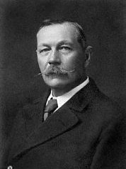 Arthur Conan Doyle (1859-1930) He created the character Sherlock Holmes.