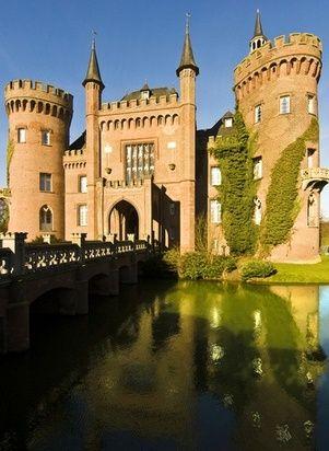 Moyland castle, North Rhine-Westphalia ~ Germany