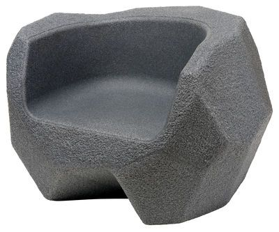 Piedras Children armchair Charcoal grey by Magis Collection Me Too - Design furniture and decoration with Made in Design