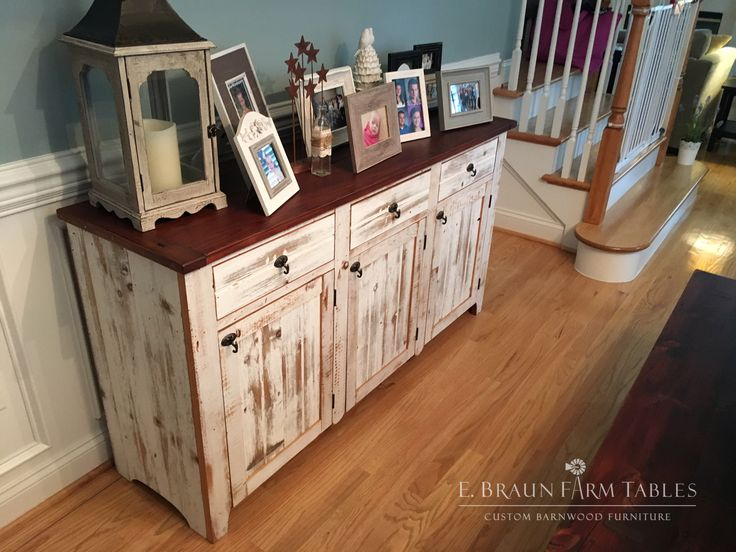 Braun Farm Tables And Reclaimed Barn Wood Furniture